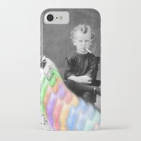 lsd iPhone & iPod Cases featuring LSD Chicken by Whiteashes