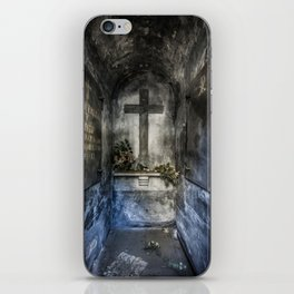 Inside The Crypt iPhone Skin