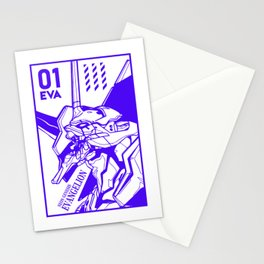 Evangelion eva01 Stationery Cards