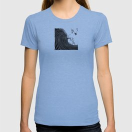 Pacific Waves III T-shirt