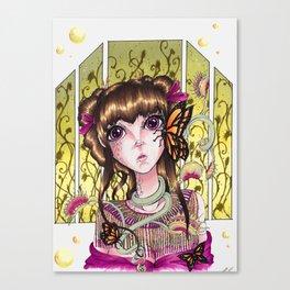 PhoebeTrap Canvas Print
