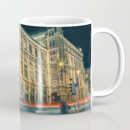 Vienna Opera House (Wiener Staatsoper). Vienna, Austria. Coffee Mug