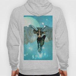 Wonderful angel in the sky Hoody