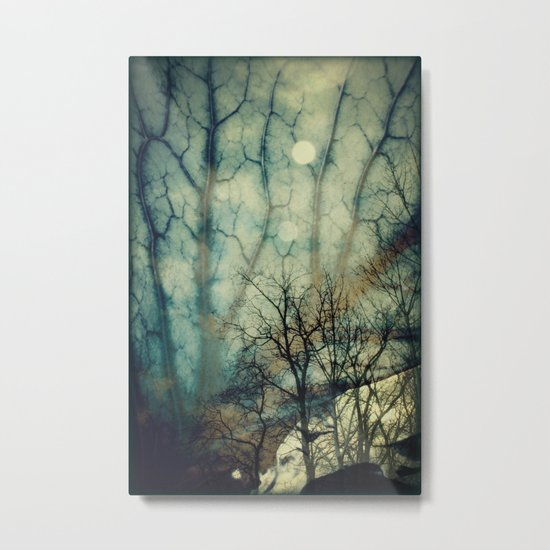 As Nature comes Metal Print