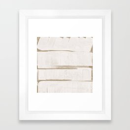 UNTITLED #13 Framed Art Print