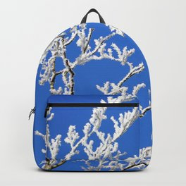 Frosted Branches Backpack
