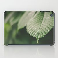 leaf iPad Cases featuring Leaf by Errne