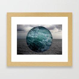 Oceania. Framed Art Print