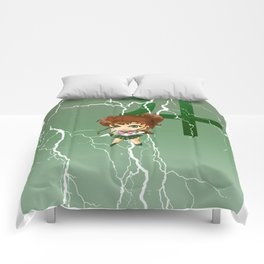 Sailor Jupiter Comforters