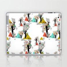 Tree Triangles Laptop & iPad Skin