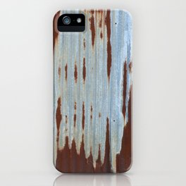 Northport Stripes (23blue) iPhone Case