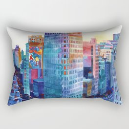 Flatiron Rectangular Pillow