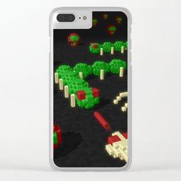 Inside Centipede Clear iPhone Case