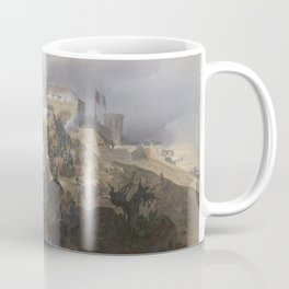 Nebel & Bayot - The Mexican-American War 10: Storming of Chapultepec; Pillow's Attack (1851) Coffee Mug