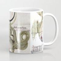 alchemy Mugs featuring Alchemy by anipani