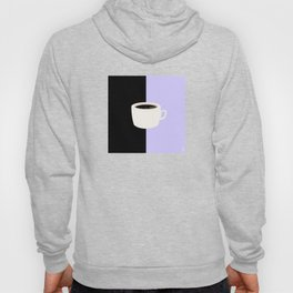 Lilac Coffee Hoody