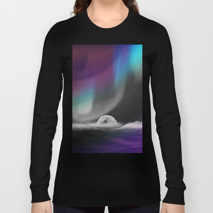 Moon After birth Long Sleeve T-shirt