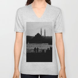 Istanbul Unisex V-Neck