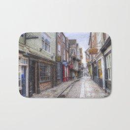The Shambles York Art Bath Mat