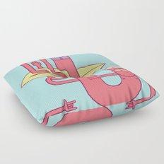 Go Surfing Floor Pillow