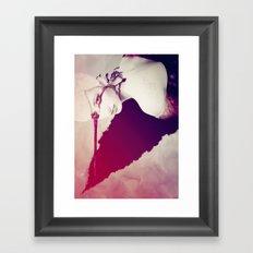 The Soul - generative mix Framed Art Print
