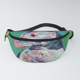 Dancing puffin Fanny Pack