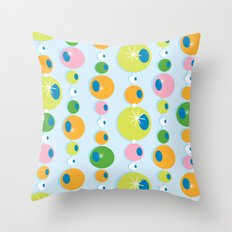 Stranded Ball Throw Pillow