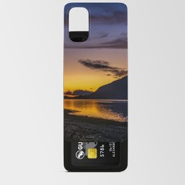 The Blue Hour over Loch Linnhe - Scottish Highlands Android Card Case