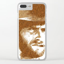 Scrabble Eastwood Clear iPhone Case