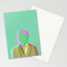 ☢ Mr. Nuclear ☢ Stationery Cards