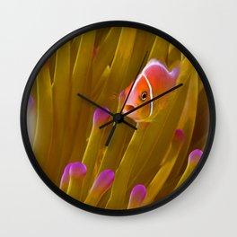 Everyone Loves a Clown Wall Clock