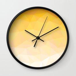 Bright Side Wall Clock