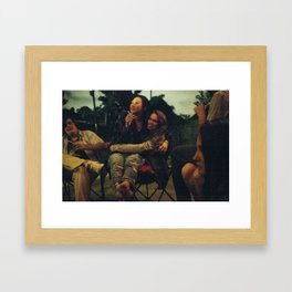 Dummies  Framed Art Print