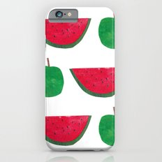 Watermelon & Apple Slim Case iPhone 6s