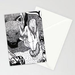 Bear Bride Stationery Cards