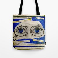 great gatsby Tote Bags featuring Gatsby by Jstone14