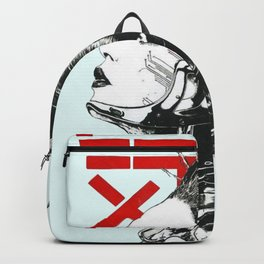 Vaporwave Japanese Cyberpunk Urban Backpack