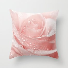 Rose 96 Throw Pillow