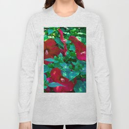 Giant Poppies Long Sleeve T-shirt