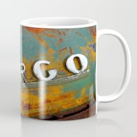 fargo Mugs featuring Fargo by Photo by Malin Linder