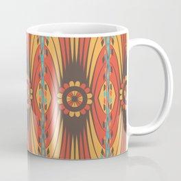Geometric extravaganza pattern Coffee Mug