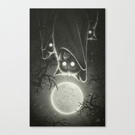 Hang Out Canvas Print