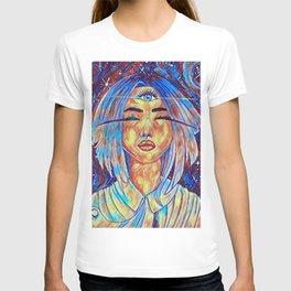 galactic vision v2 T-shirt