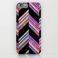 Lilli Chevron {dark} iPhone 6s Slim Case