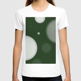 Orbs Verde T-shirt