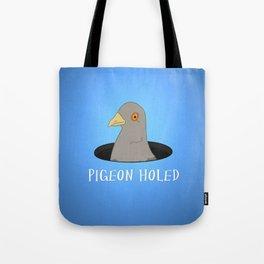 Pigeon Holed Tote Bag
