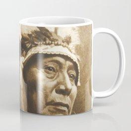 Chief Running Antelope - Native American Sioux Leader Coffee Mug