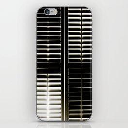 shutter iPhone Skin
