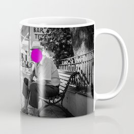 Old people in the village Coffee Mug