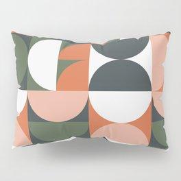 Mid Century Geometric 16 Pillow Sham